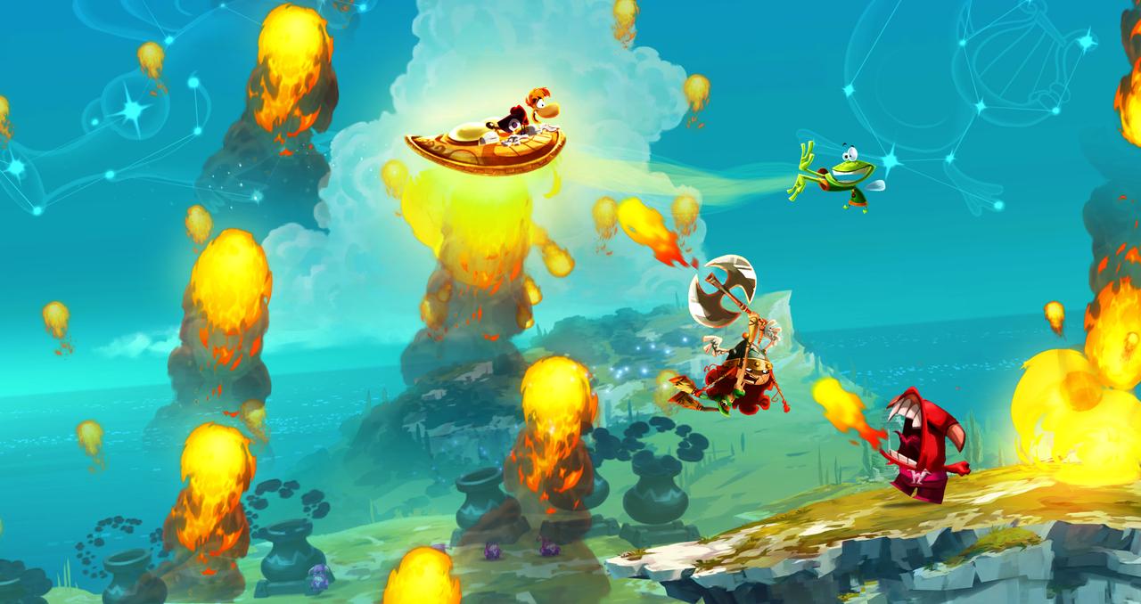 Rayman Legends - Legenda se vrací 86742