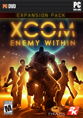 Obaly XCOM: Enemy Within a DriveClub 86783