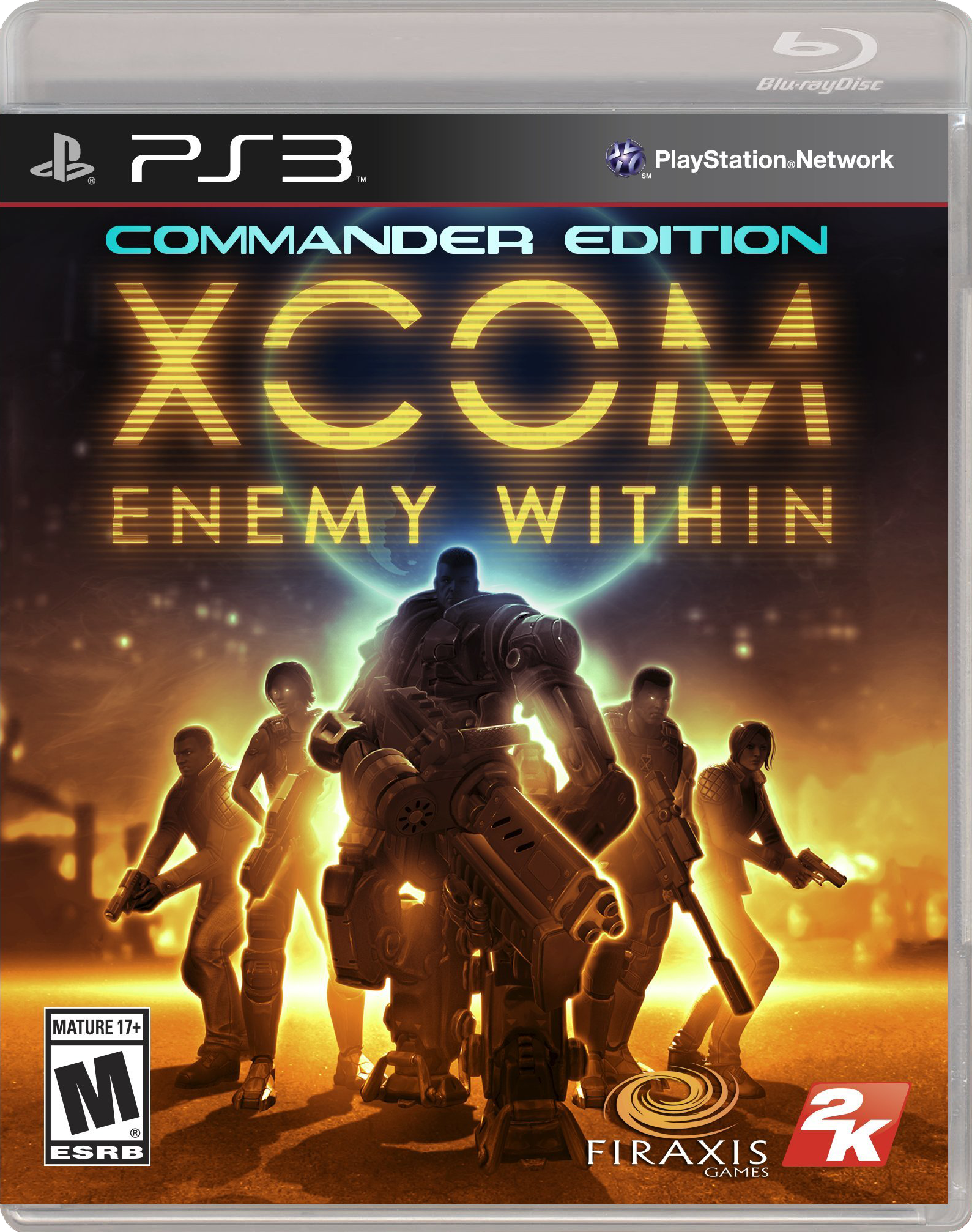 Obaly XCOM: Enemy Within a DriveClub 86784