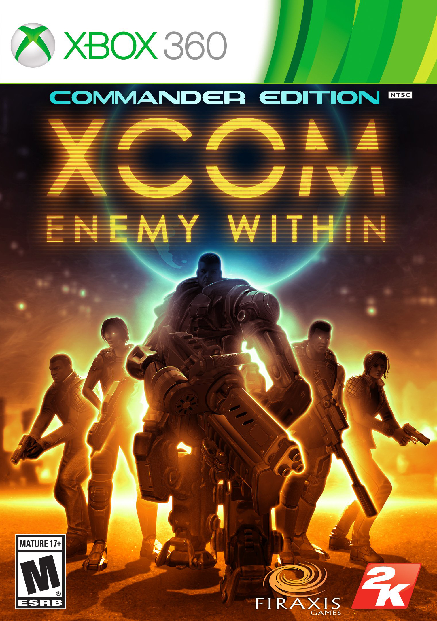 Obaly XCOM: Enemy Within a DriveClub 86785