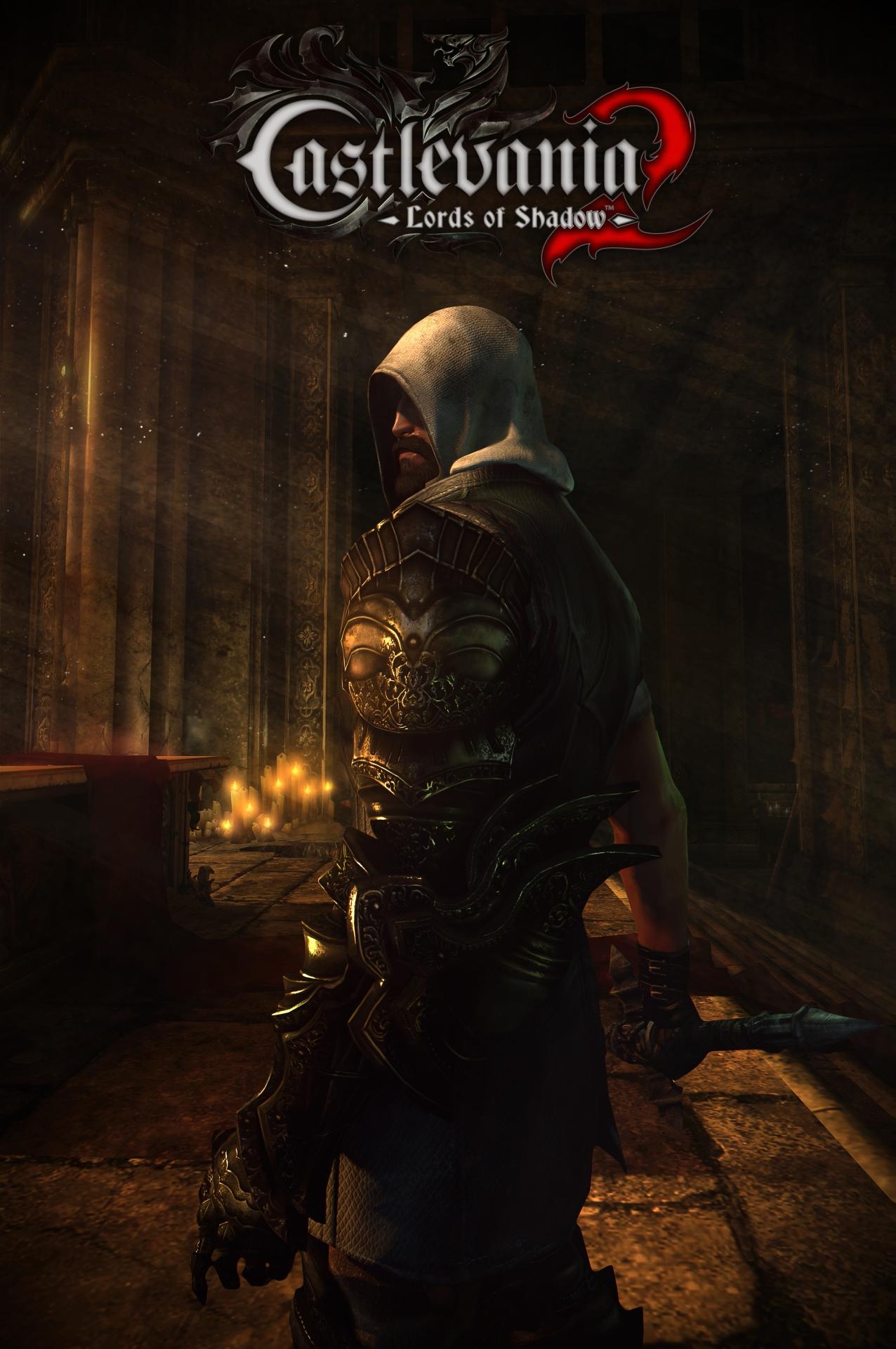 Tajemně krásné artworky z Castlevania: Lords of Shadow 2 86789