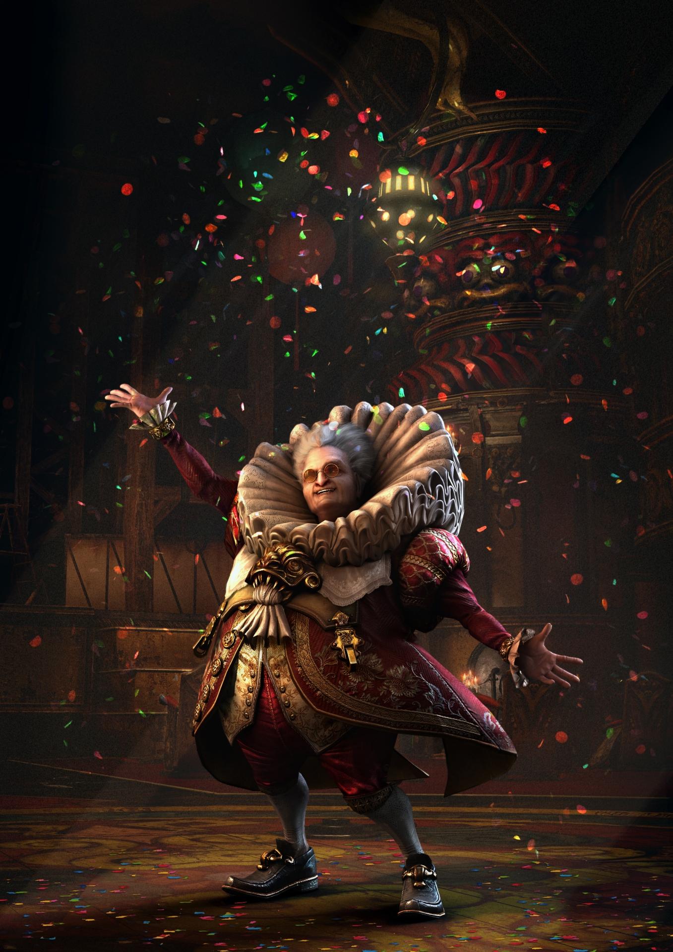 Tajemně krásné artworky z Castlevania: Lords of Shadow 2 86790