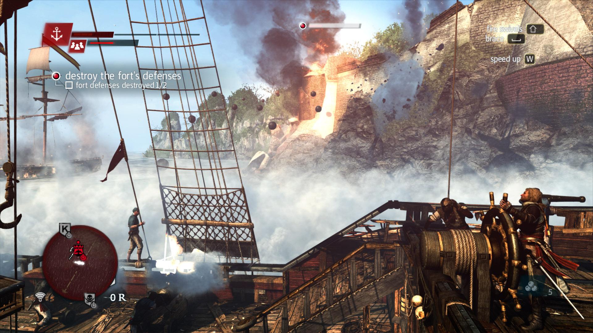 První záběry na PC verzi Assassin's Creed 4 86795