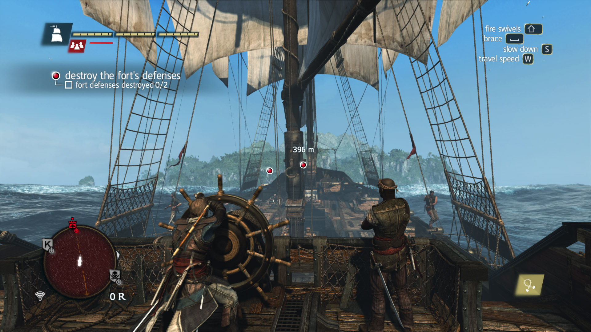 První záběry na PC verzi Assassin's Creed 4 86796