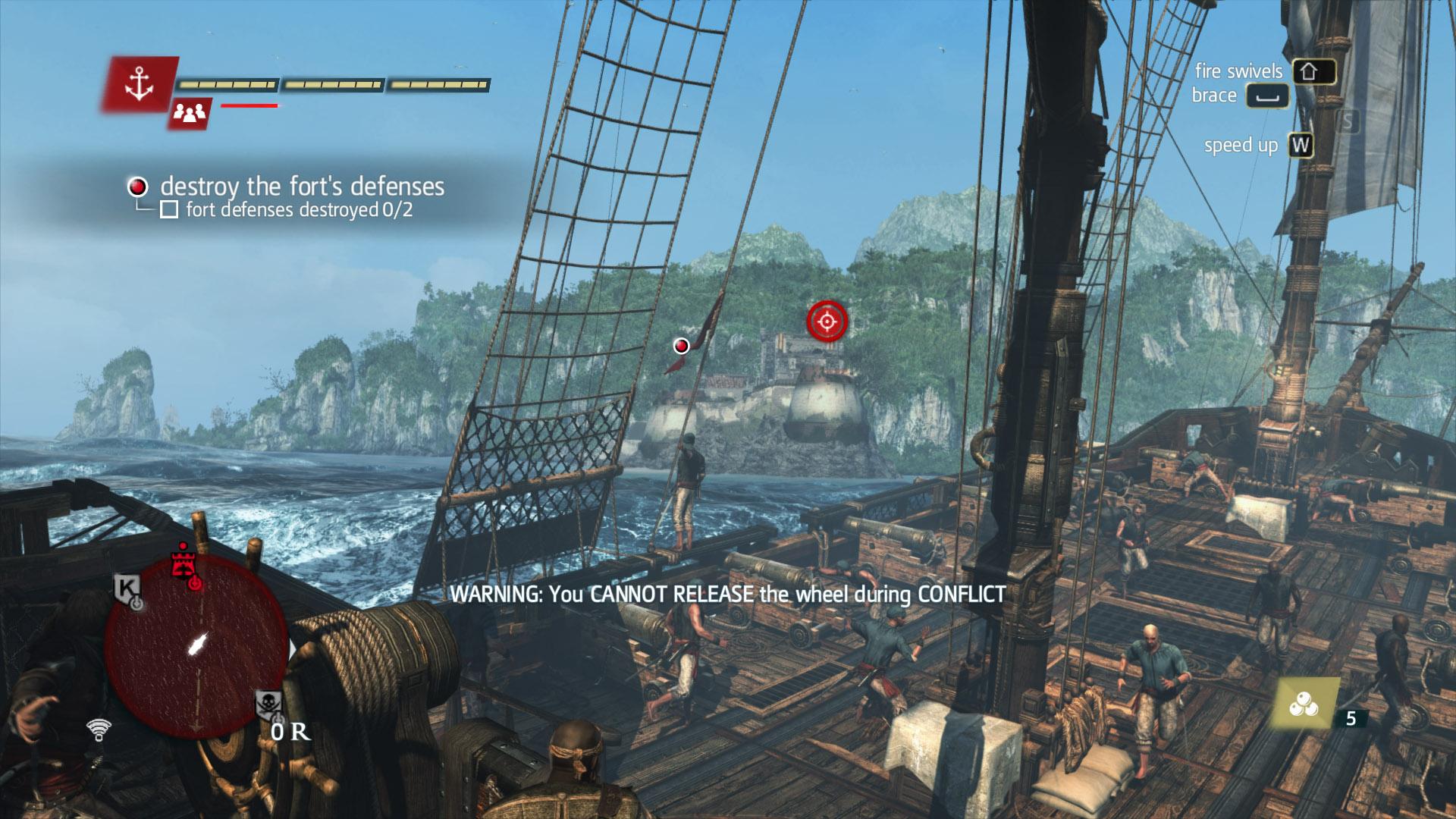 První záběry na PC verzi Assassin's Creed 4 86797