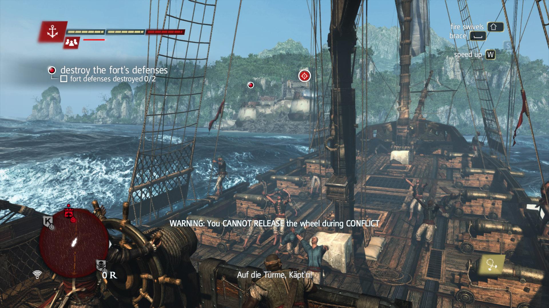 První záběry na PC verzi Assassin's Creed 4 86798