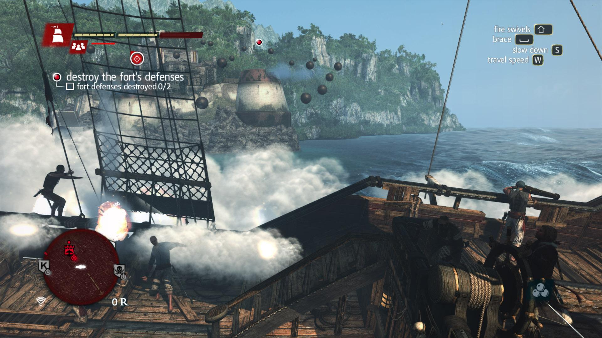 První záběry na PC verzi Assassin's Creed 4 86799