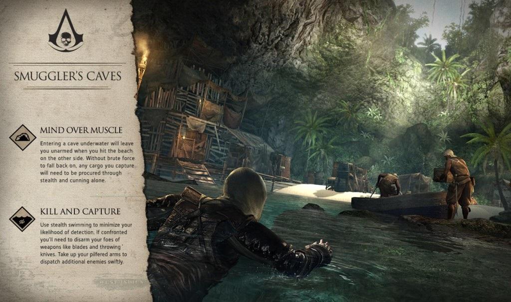První záběry na PC verzi Assassin's Creed 4 86801