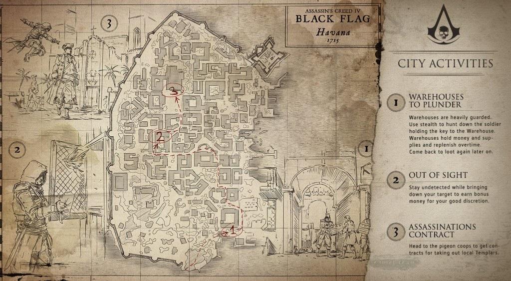 První záběry na PC verzi Assassin's Creed 4 86802