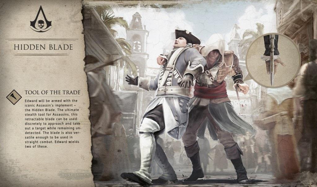 První záběry na PC verzi Assassin's Creed 4 86803