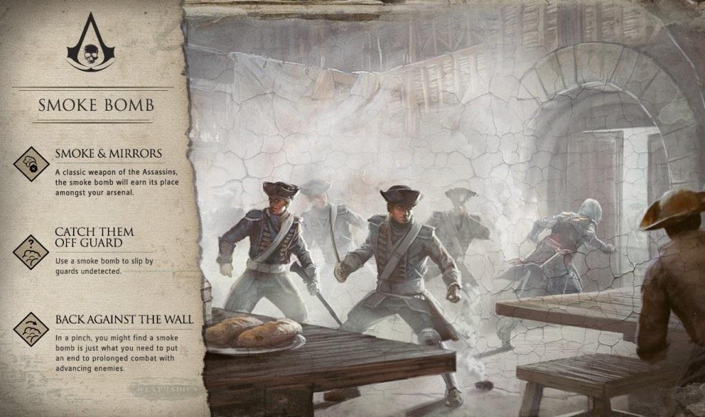 První záběry na PC verzi Assassin's Creed 4 86805