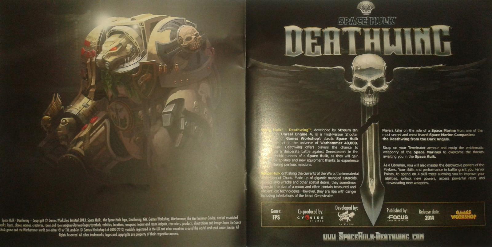 Odhalen Space Hulk: Deathwing, poběží na Unreal Engine 4 86811