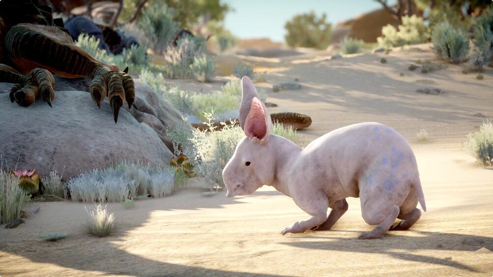 """""""Zajíc"""" a dračí mládě na obrázcích z Dragon Age: Inquisition 86842"""