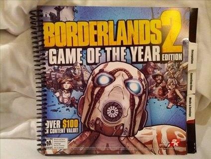 Odhalena GOTY edice Borderlands 2 86846