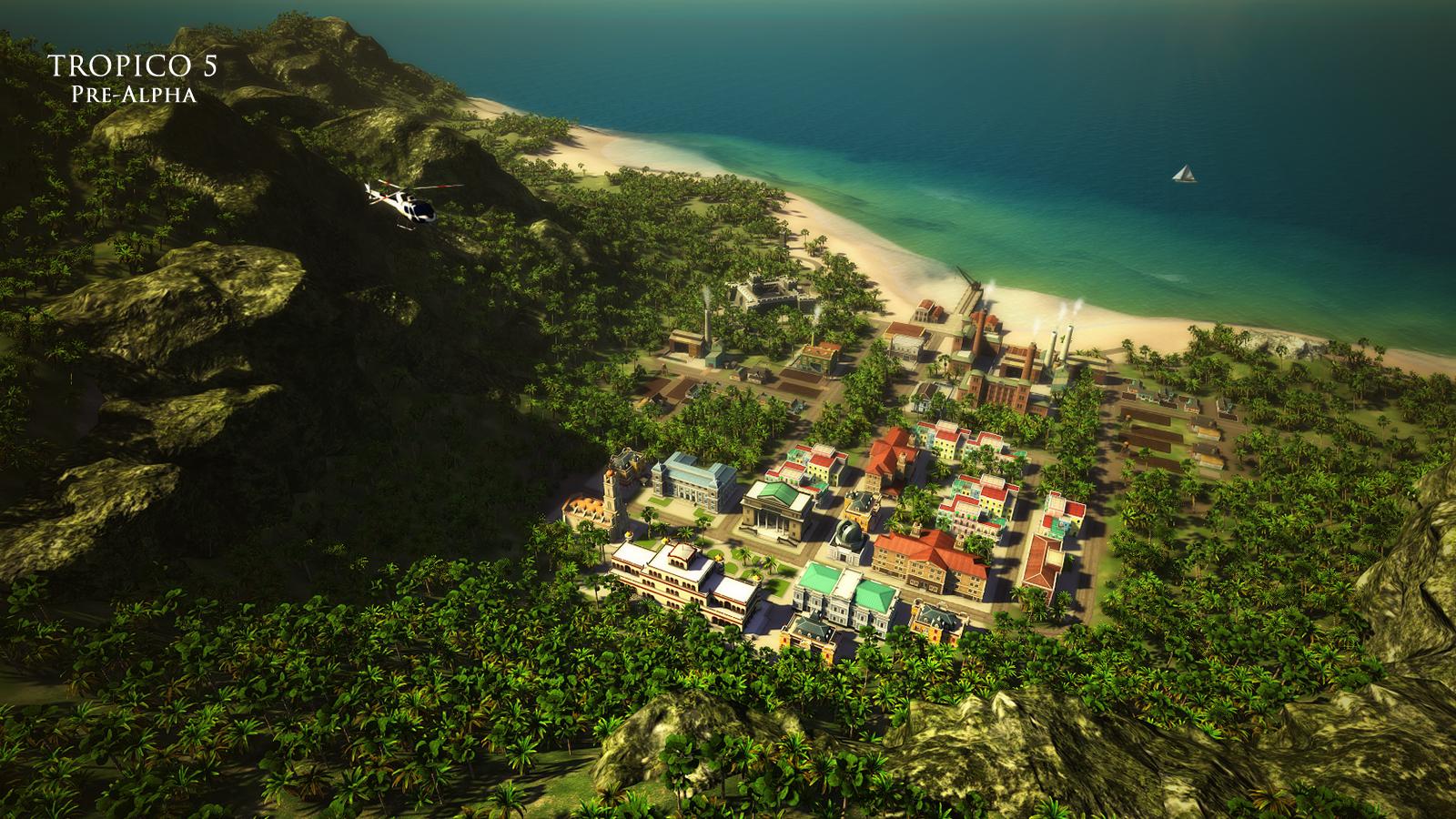 První obrázky z pátého Tropica 86855