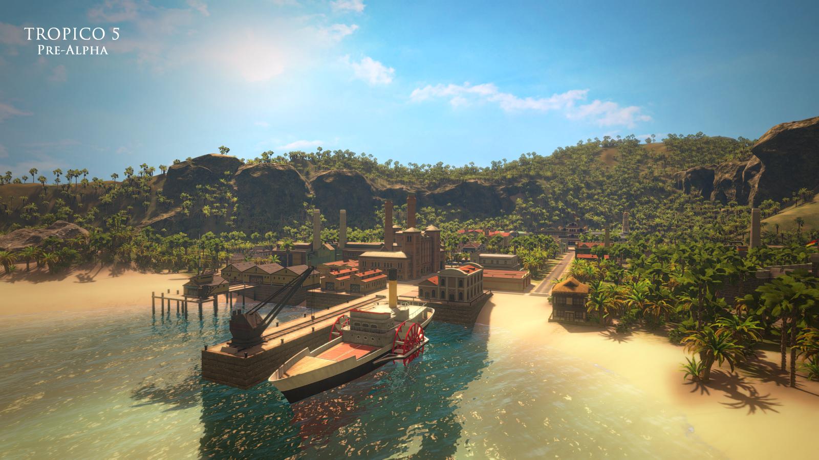 První obrázky z pátého Tropica 86856