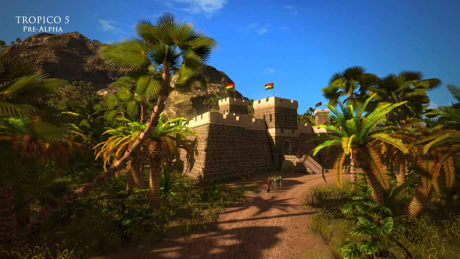 První obrázky z pátého Tropica 86858