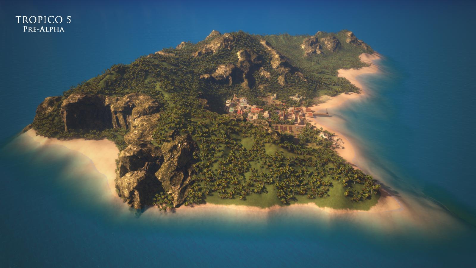 První obrázky z pátého Tropica 86860