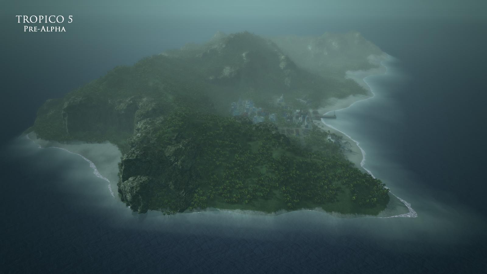 První obrázky z pátého Tropica 86862