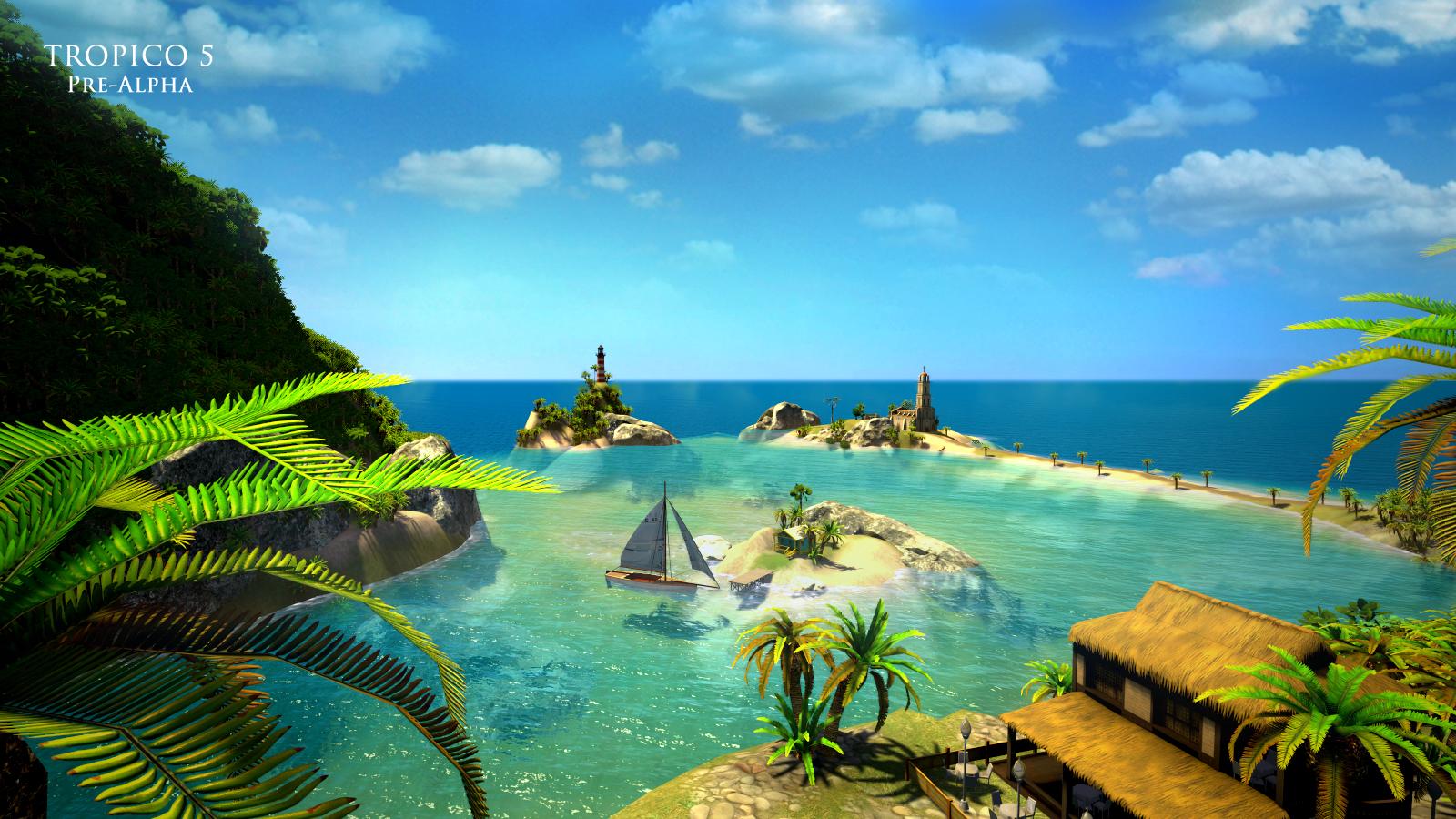Tropico 5 oznámeno na PlayStation 4 86864