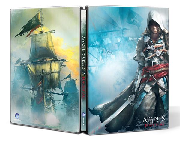 Hromady dárků se po PC verzi dočkaly i konzolovky Assassin's Creed IV 86987