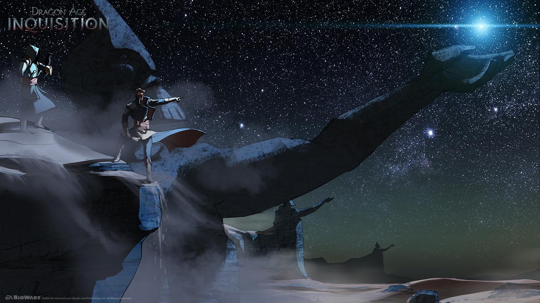 Dodatečně obrázky a artworky z Dragon Age: Inquisition 86997