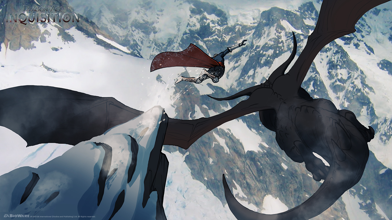 Dodatečně obrázky a artworky z Dragon Age: Inquisition 87000