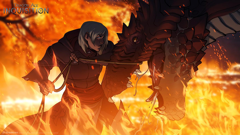 Dodatečně obrázky a artworky z Dragon Age: Inquisition 87001