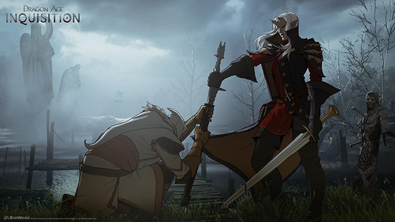 Dodatečně obrázky a artworky z Dragon Age: Inquisition 87003