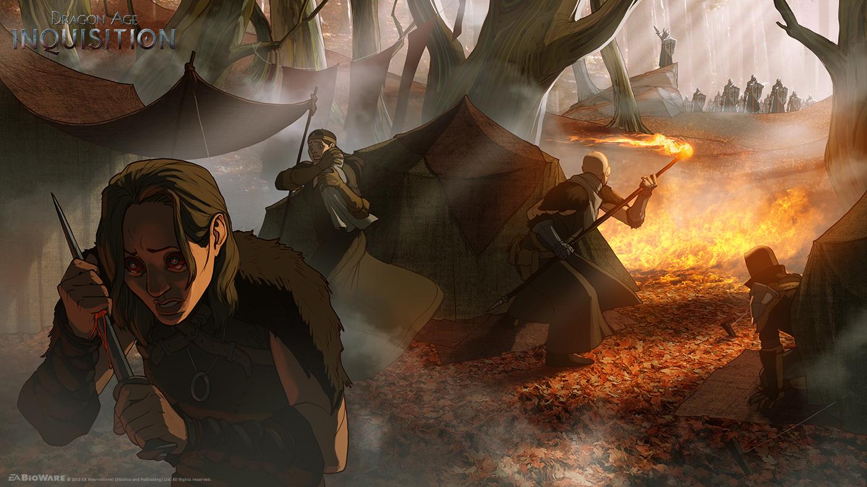Dodatečně obrázky a artworky z Dragon Age: Inquisition 87004