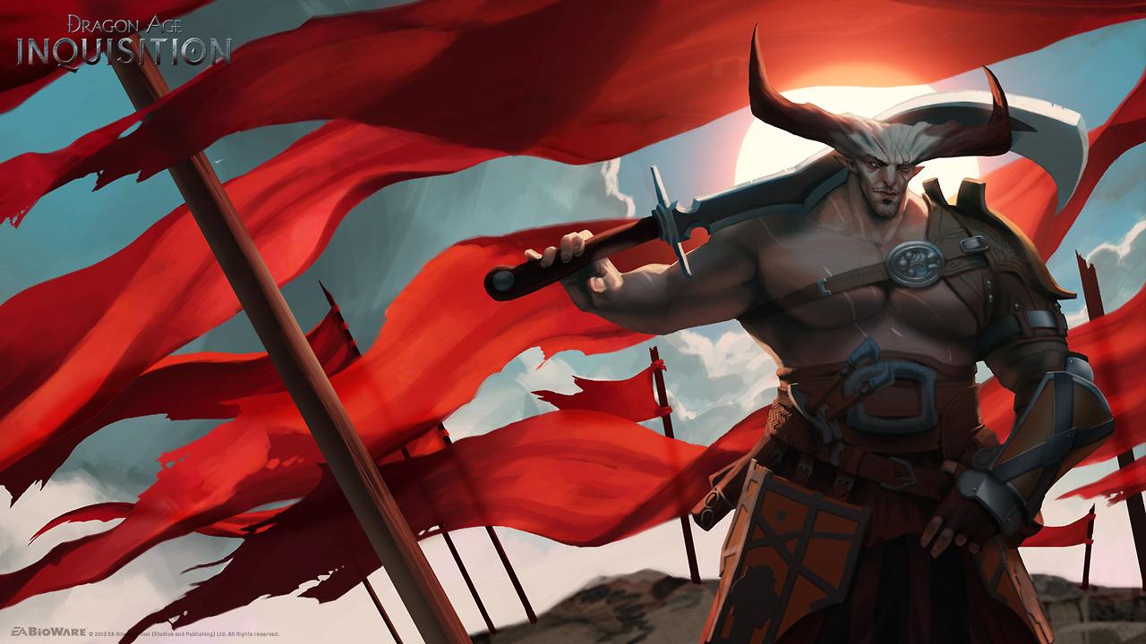 Dodatečně obrázky a artworky z Dragon Age: Inquisition 87005