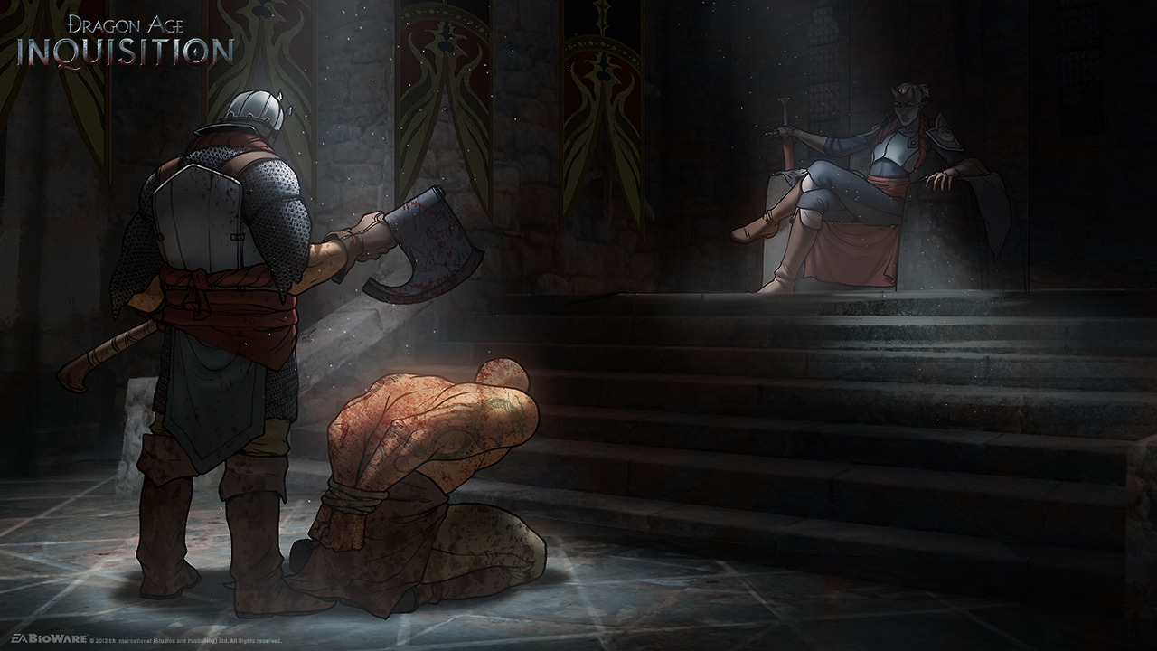 Dodatečně obrázky a artworky z Dragon Age: Inquisition 87007