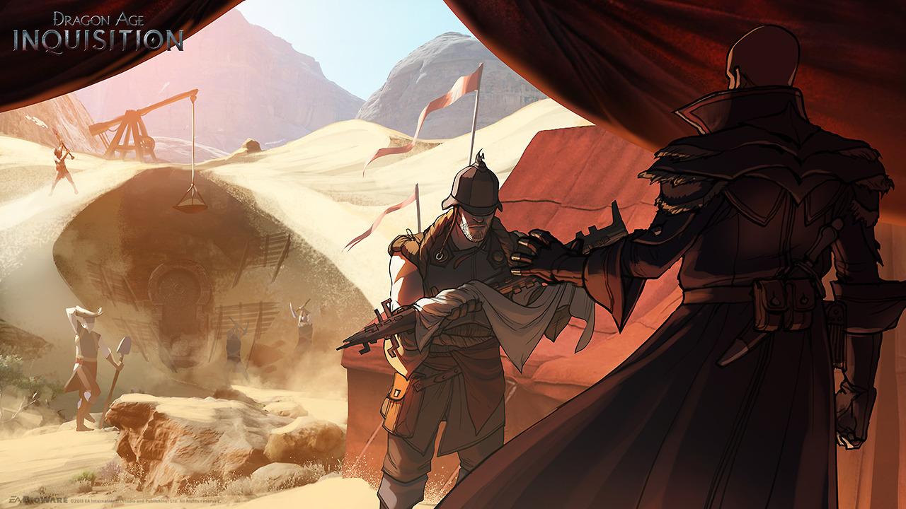Dodatečně obrázky a artworky z Dragon Age: Inquisition 87008