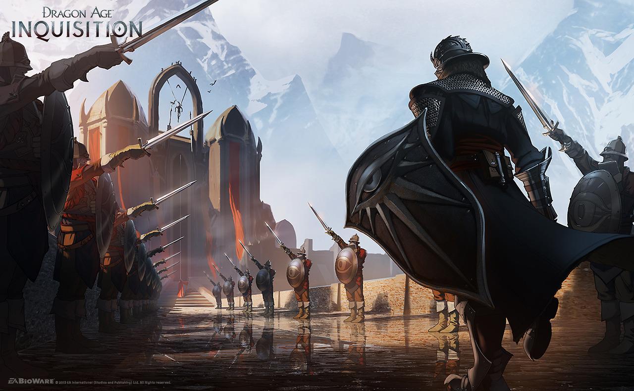 Dodatečně obrázky a artworky z Dragon Age: Inquisition 87010