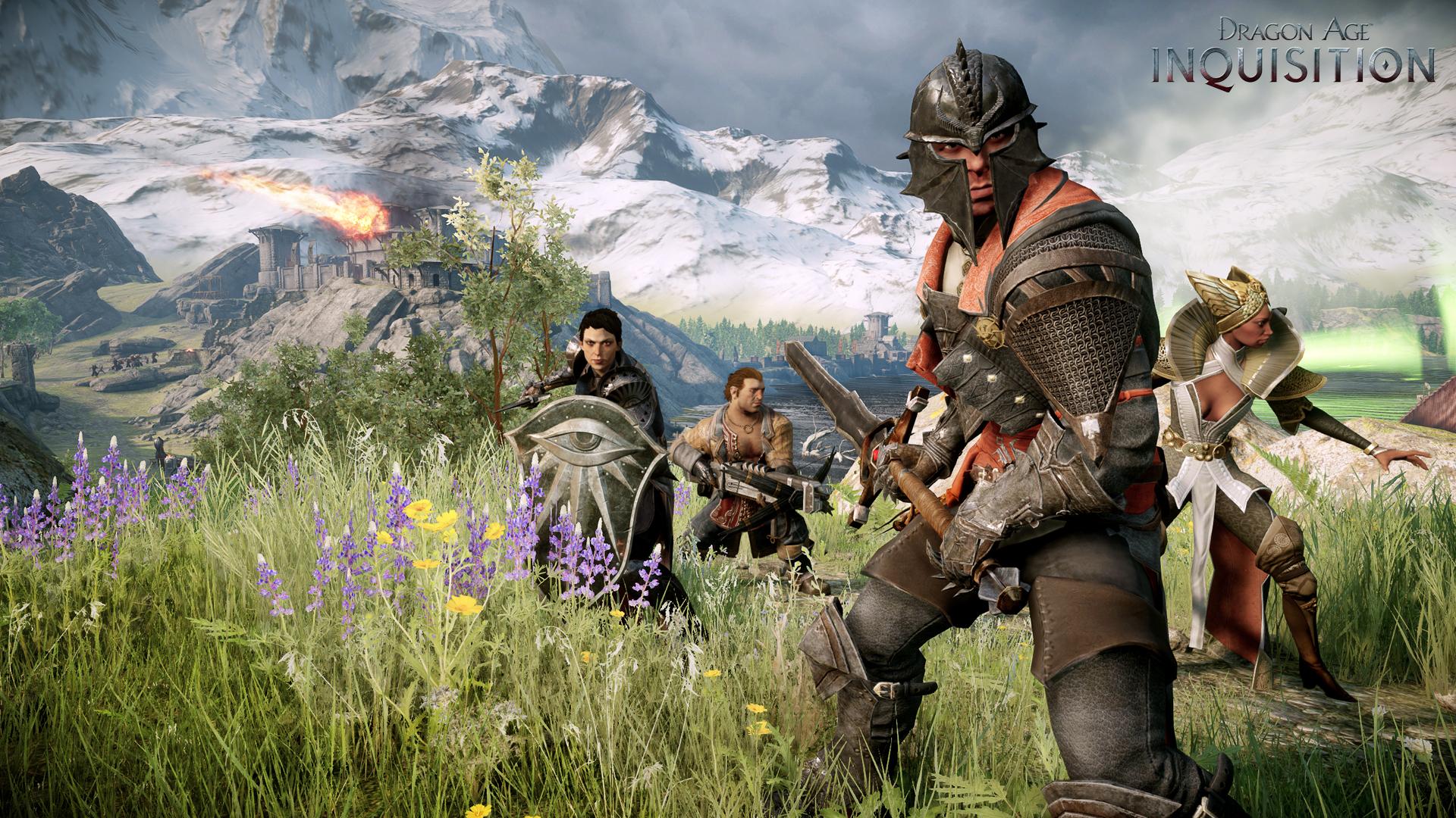 Dodatečně obrázky a artworky z Dragon Age: Inquisition 87014