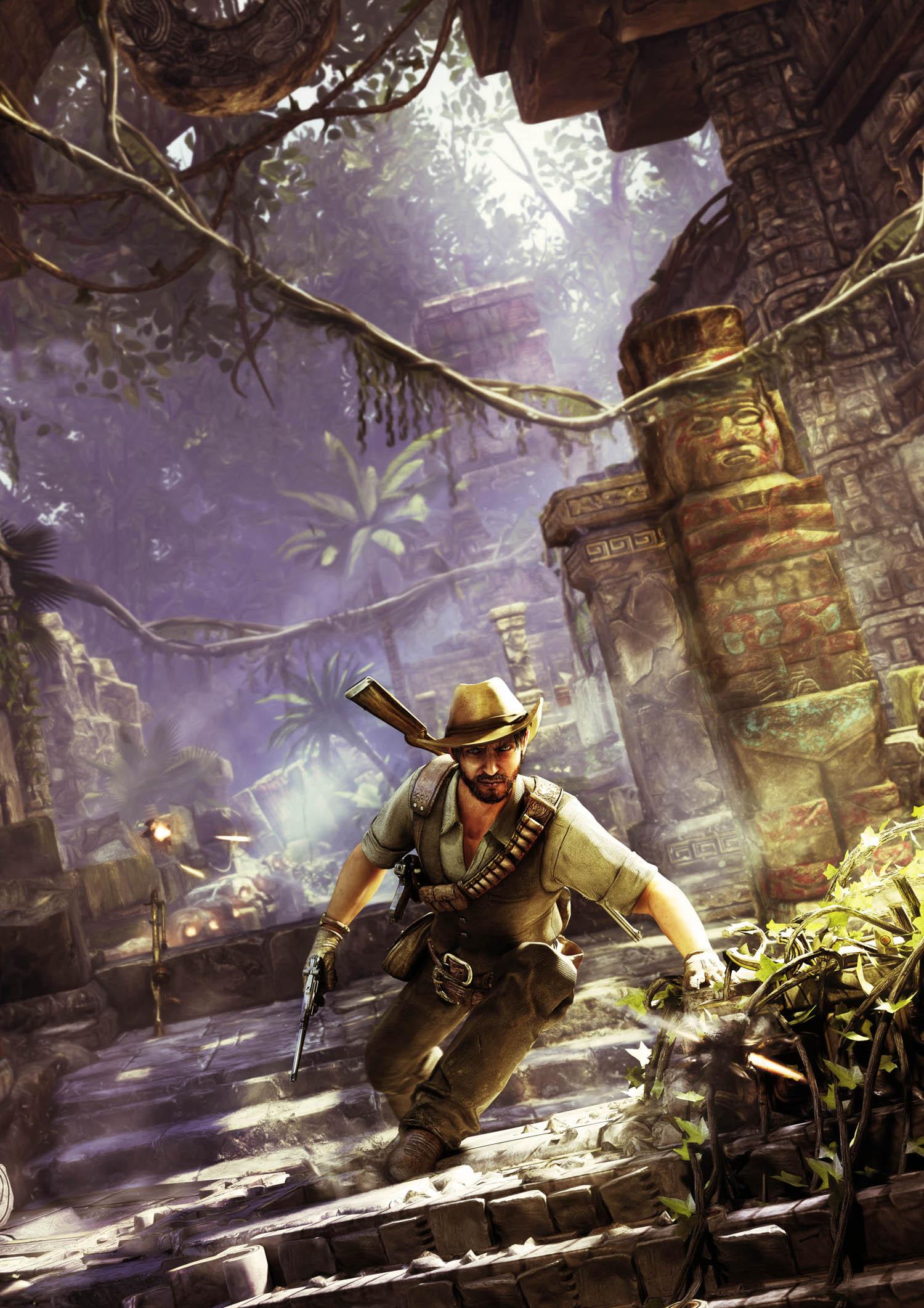 Obrazem: Hrobky a mumie v Deadfall Adventures 87024