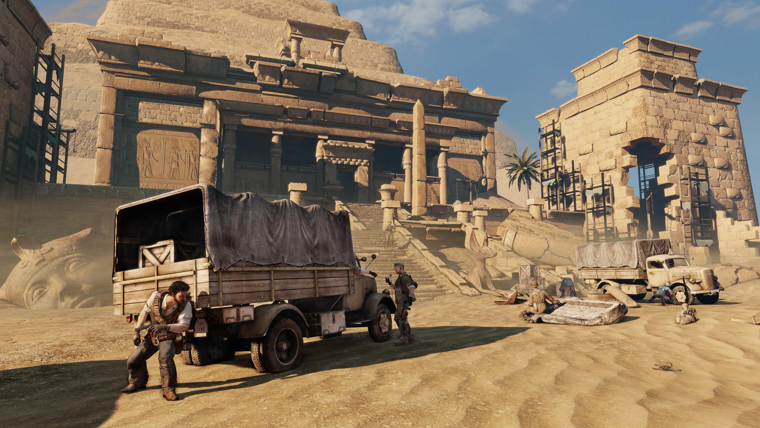 Obrazem: Hrobky a mumie v Deadfall Adventures 87027
