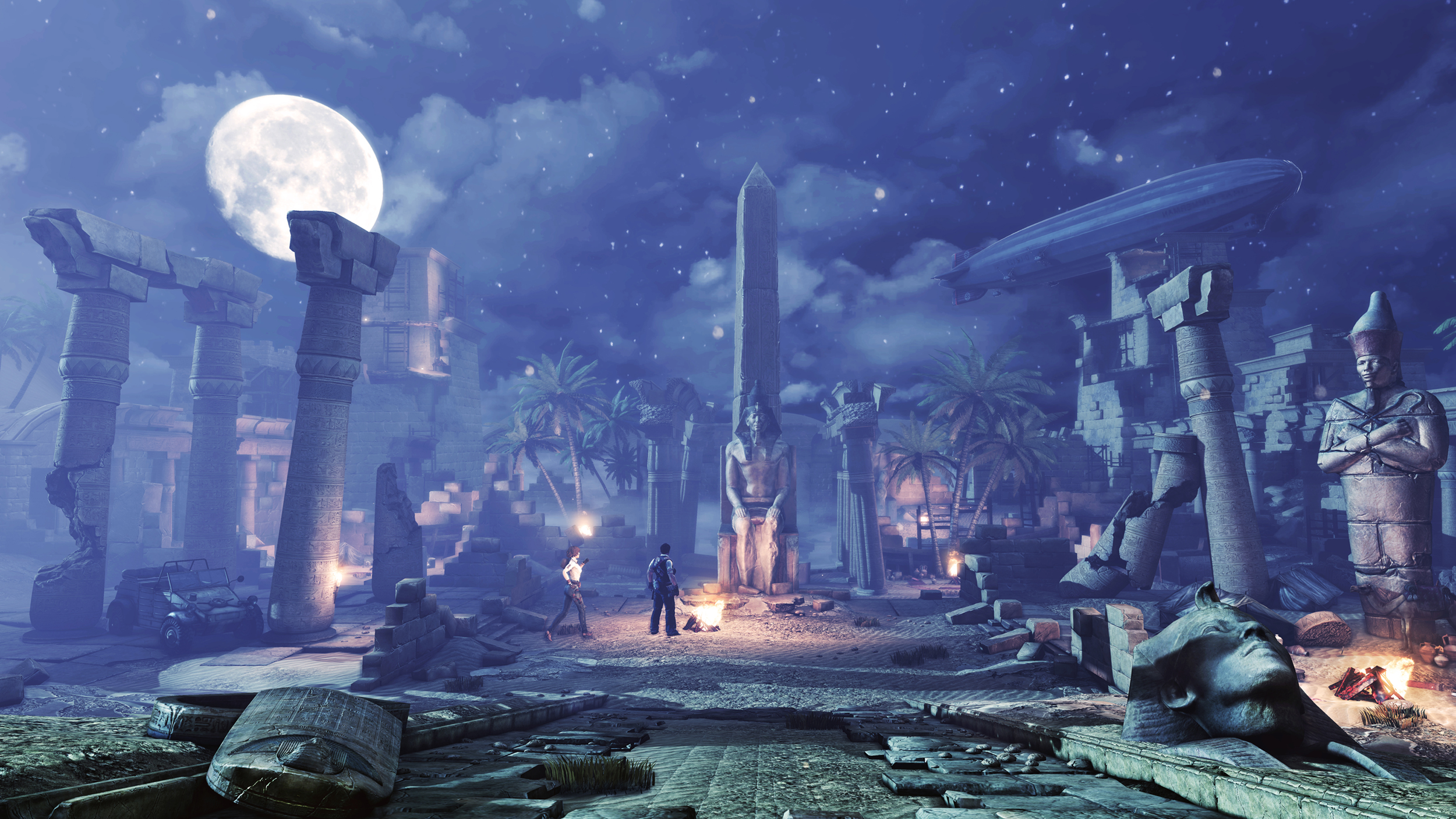 Obrazem: Hrobky a mumie v Deadfall Adventures 87028