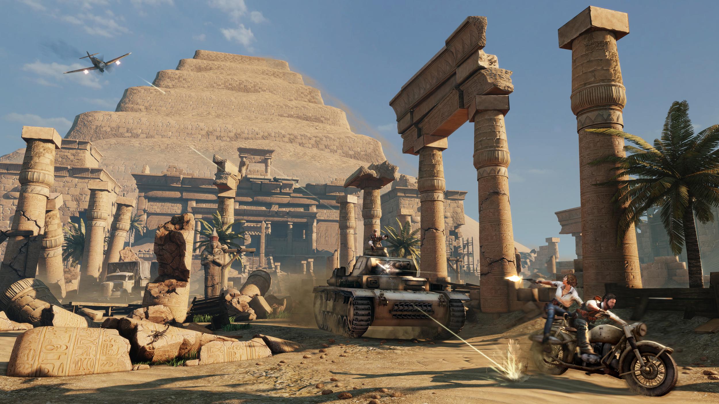 Obrazem: Hrobky a mumie v Deadfall Adventures 87029