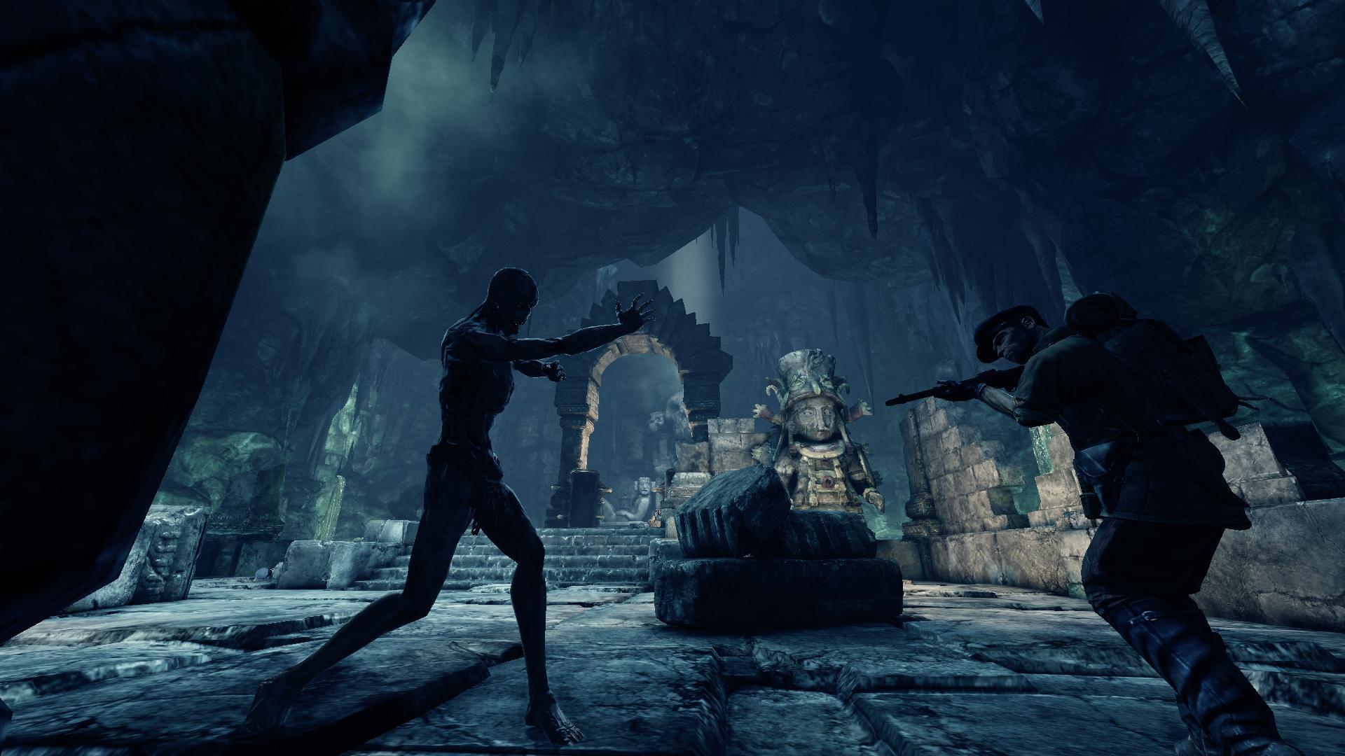 Obrazem: Hrobky a mumie v Deadfall Adventures 87031