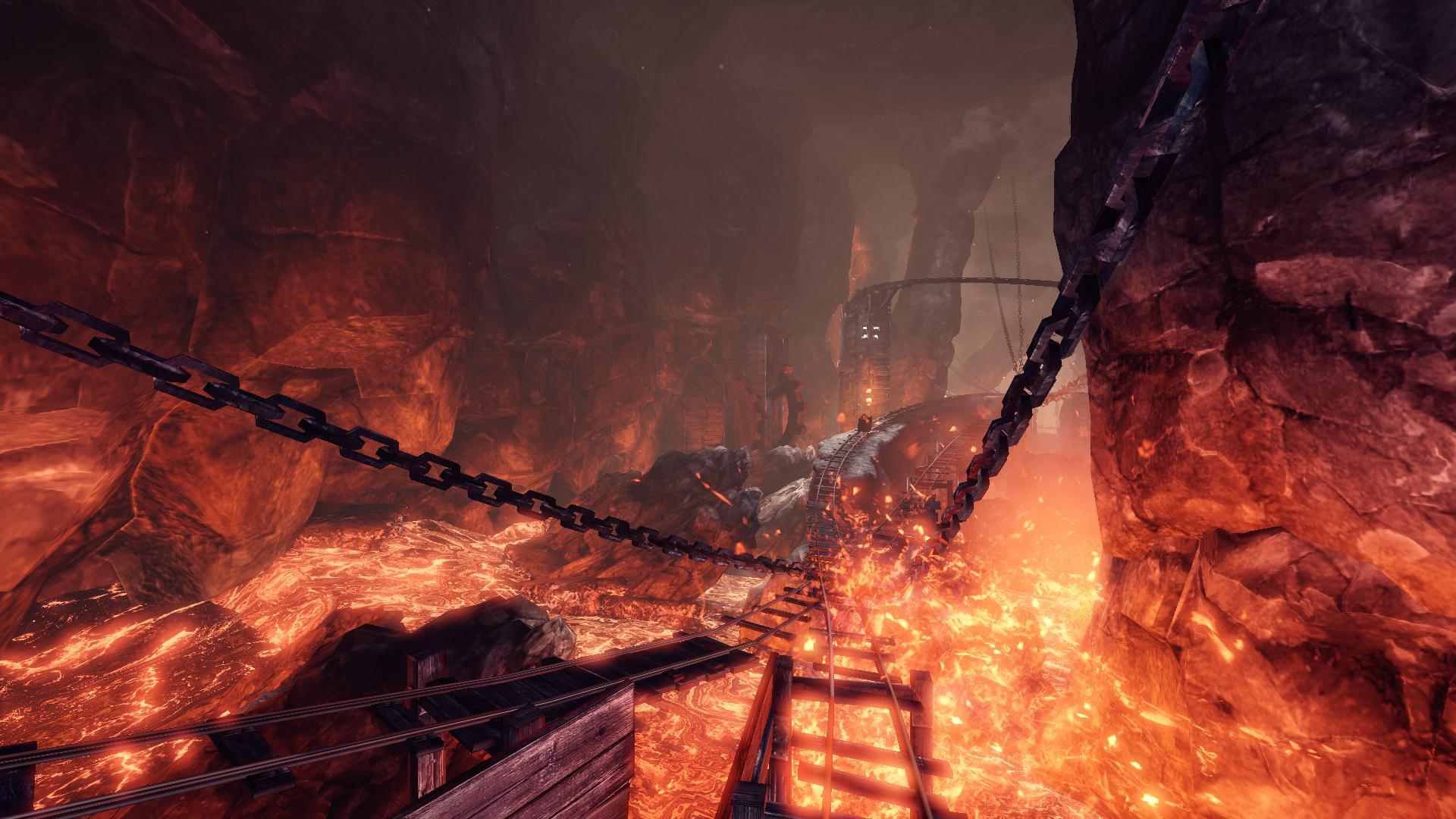 Obrazem: Hrobky a mumie v Deadfall Adventures 87033