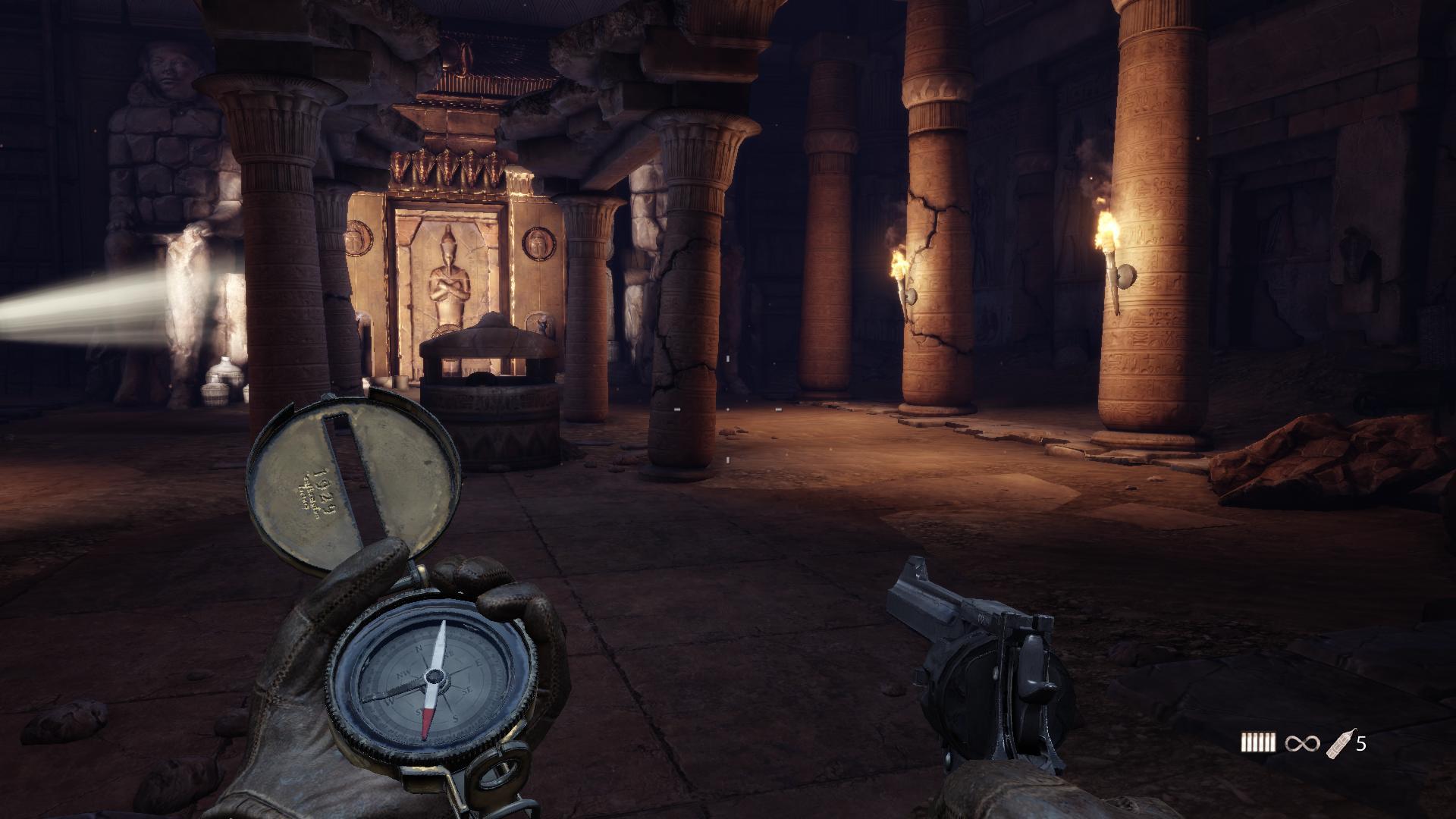 Obrazem: Hrobky a mumie v Deadfall Adventures 87041