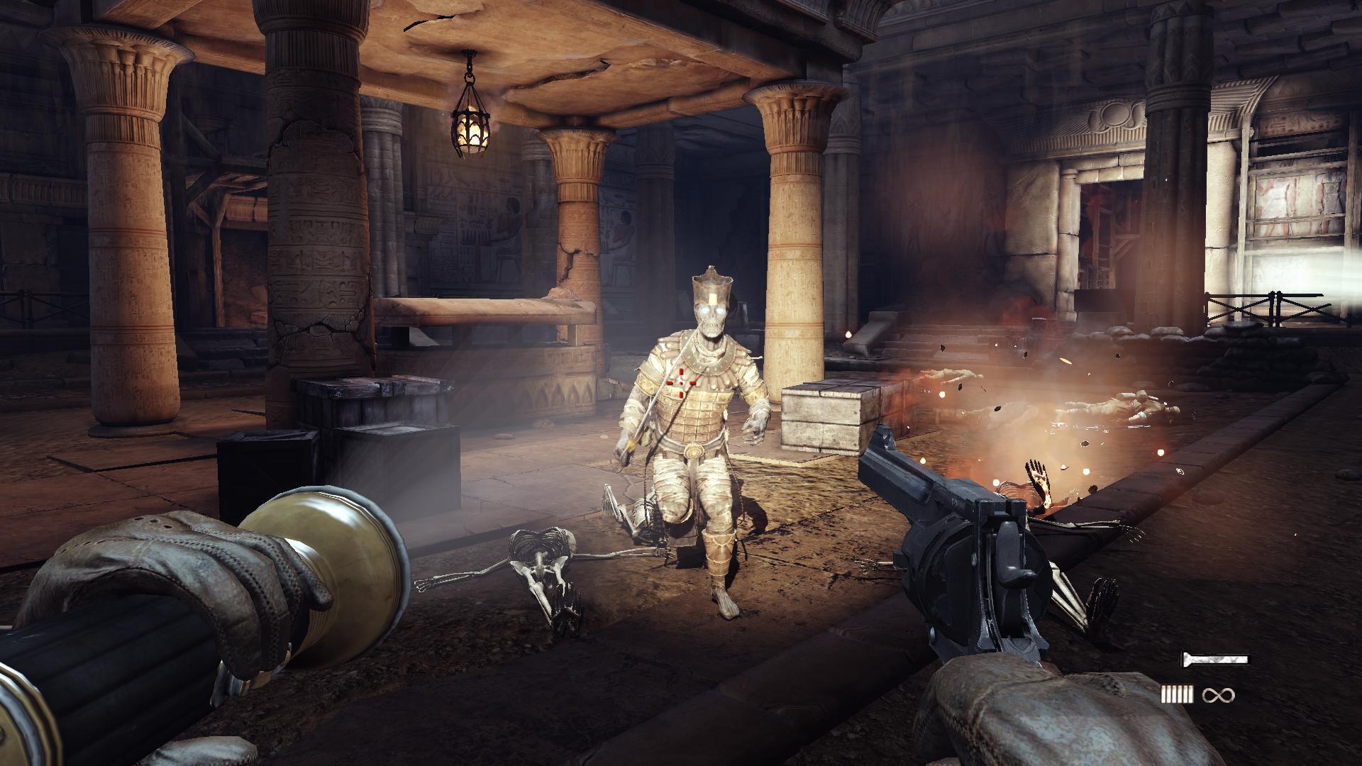 Obrazem: Hrobky a mumie v Deadfall Adventures 87042