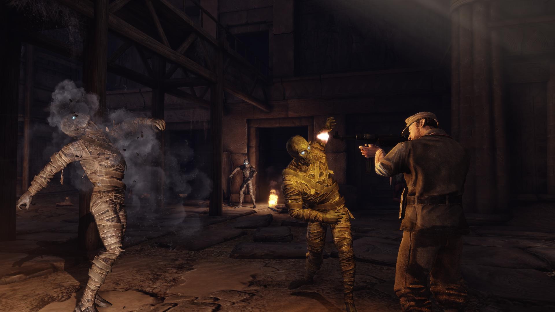Obrazem: Hrobky a mumie v Deadfall Adventures 87043