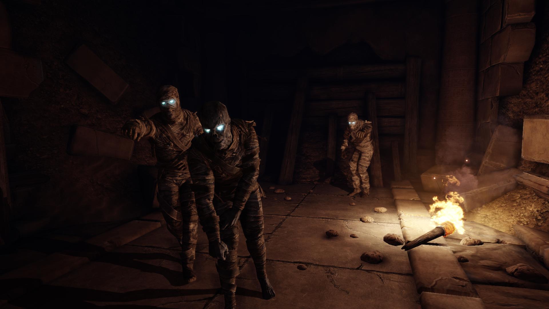 Obrazem: Hrobky a mumie v Deadfall Adventures 87045