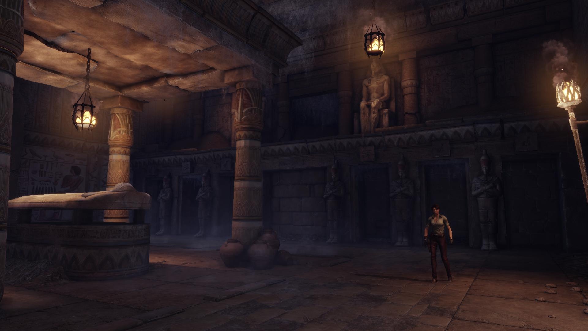 Obrazem: Hrobky a mumie v Deadfall Adventures 87046