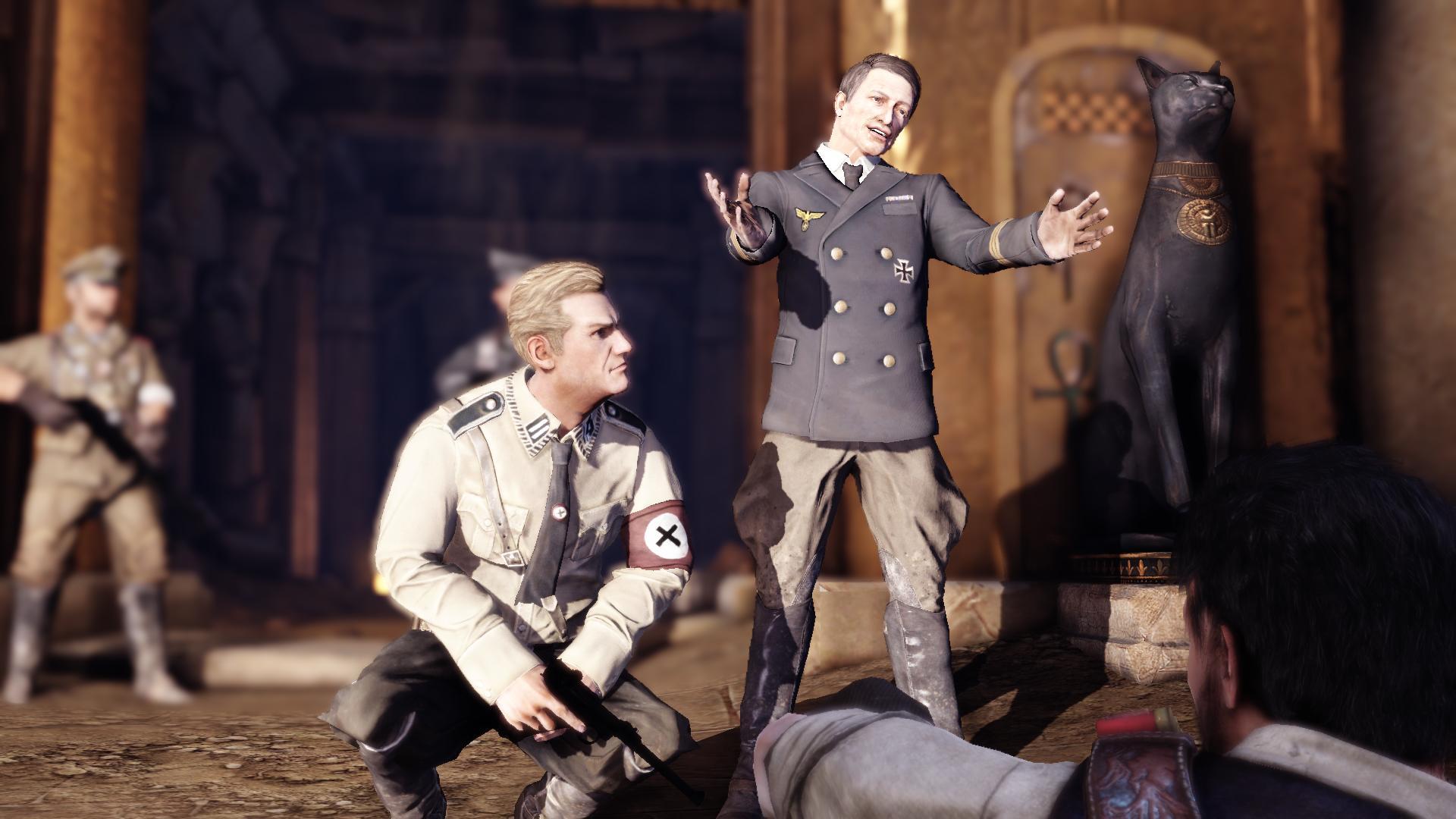 Obrazem: Hrobky a mumie v Deadfall Adventures 87056