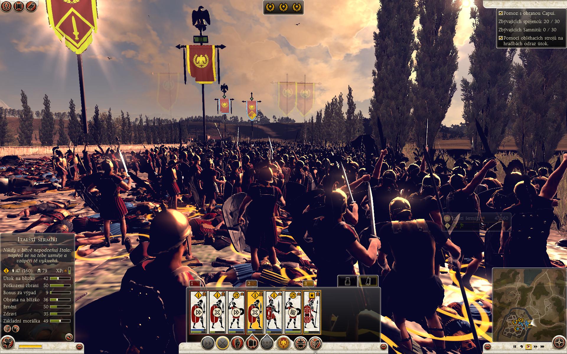 Total War: Rome II – přepište dějiny 87060