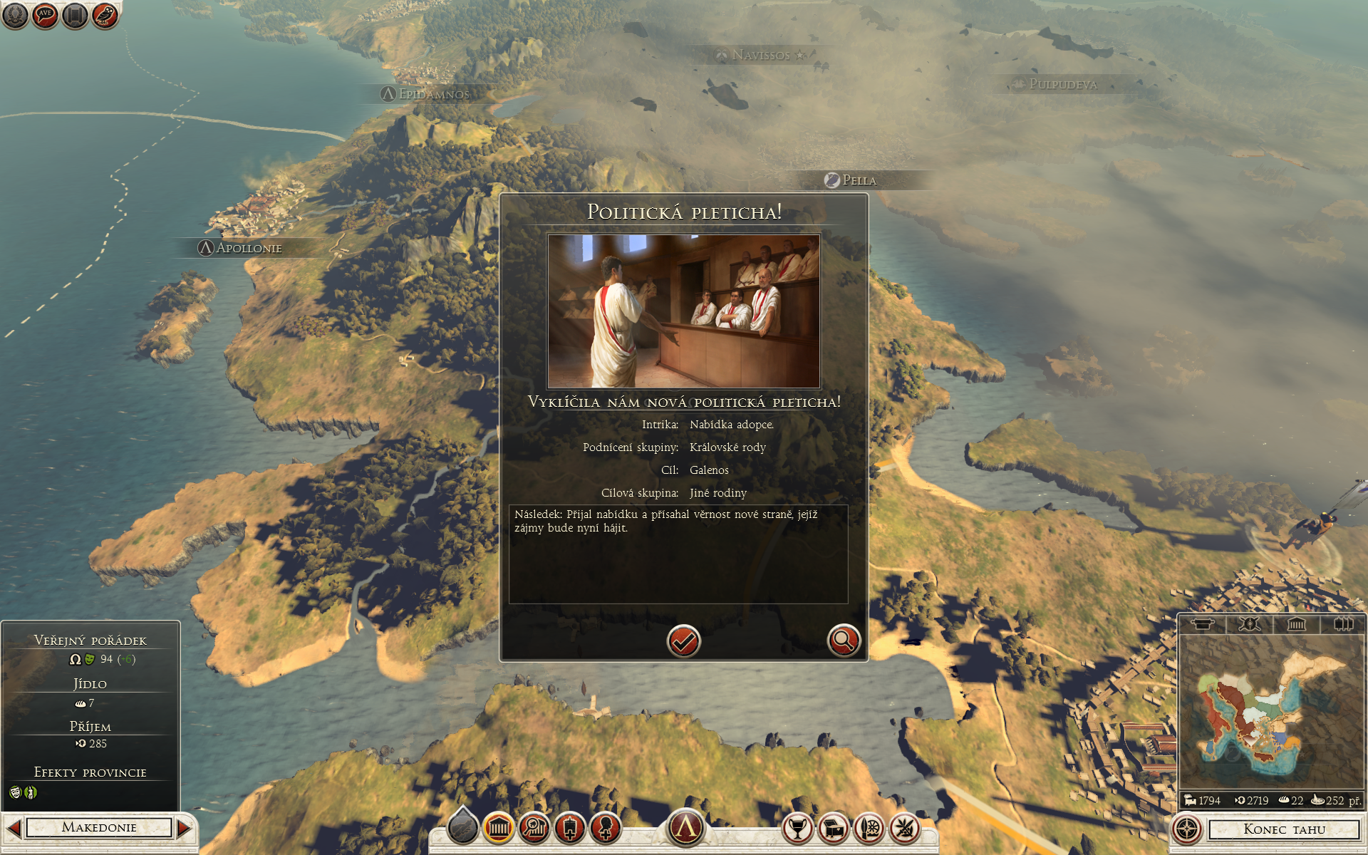 Total War: Rome II – přepište dějiny 87083