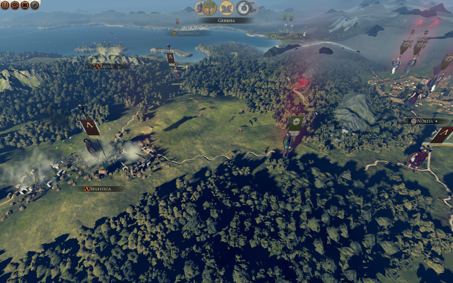 Total War: Rome II – přepište dějiny 87087